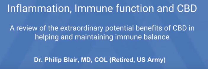Blair Inflammation