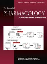 10022021 Cover - Journal of Pharmacology and Experimental Therapeutics February 2021